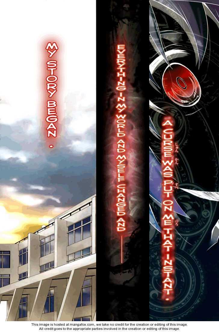 Itsuka Tenma no Kuro Usagi 1 Page 3