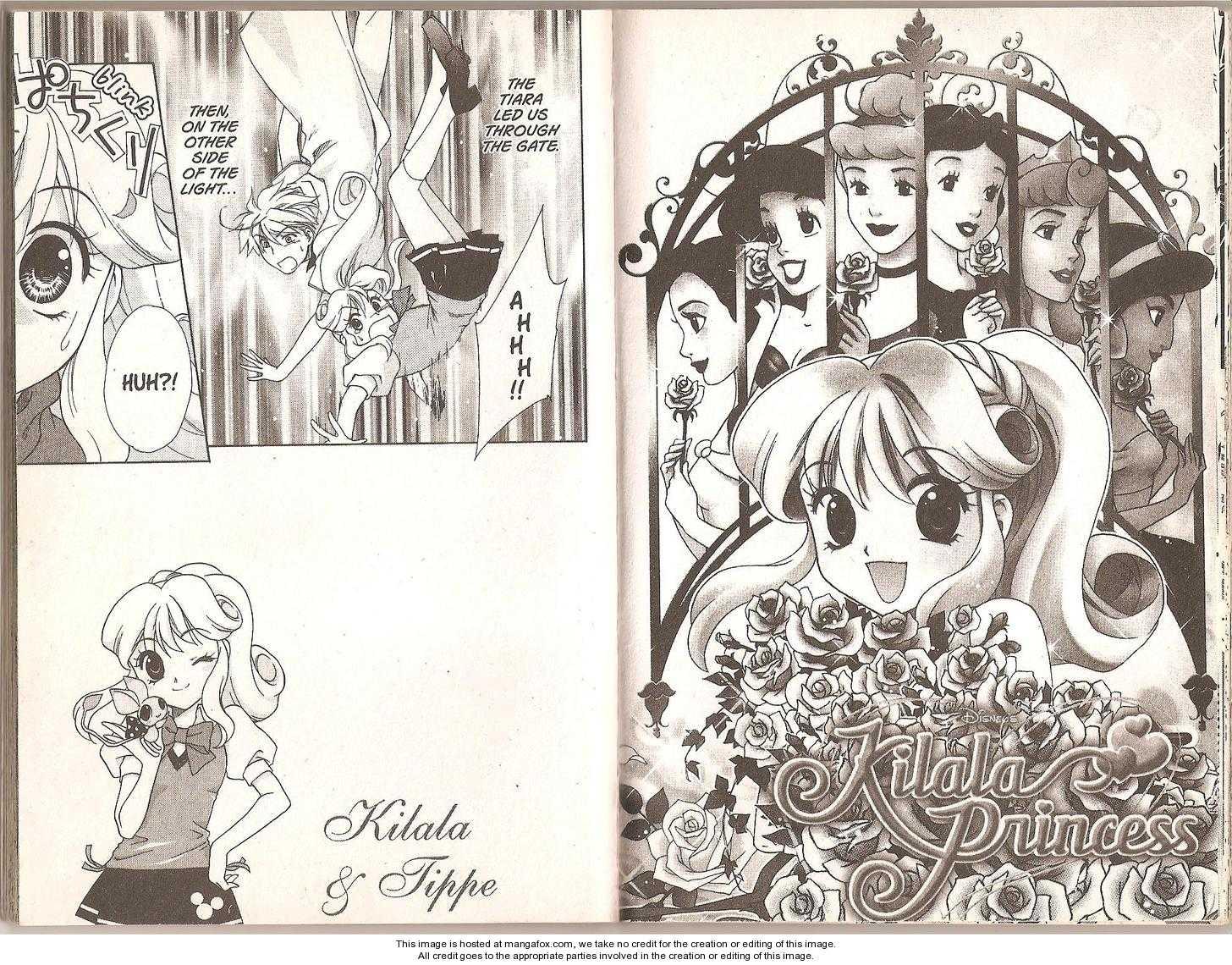 Kilala Princess 2 Page 1
