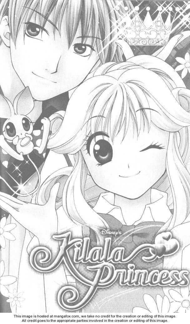 Kilala Princess 4 Page 1