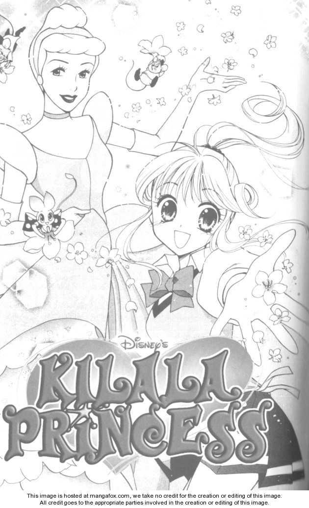 Kilala Princess 13 Page 1