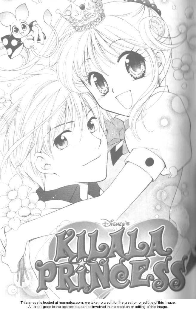 Kilala Princess 17 Page 1
