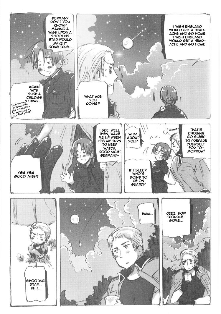 Axis Powers Hetalia 14 Page 2