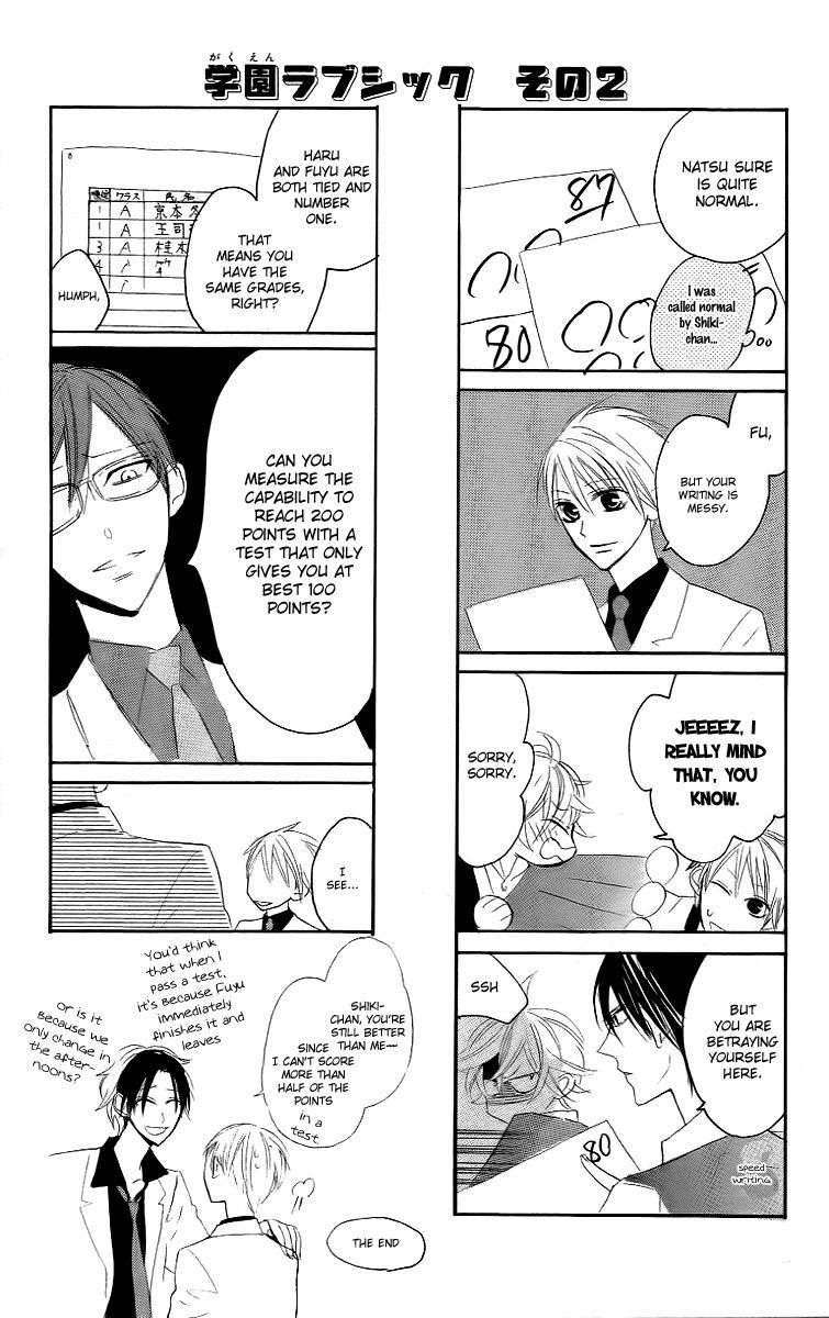 Love Sick 10 Page 3