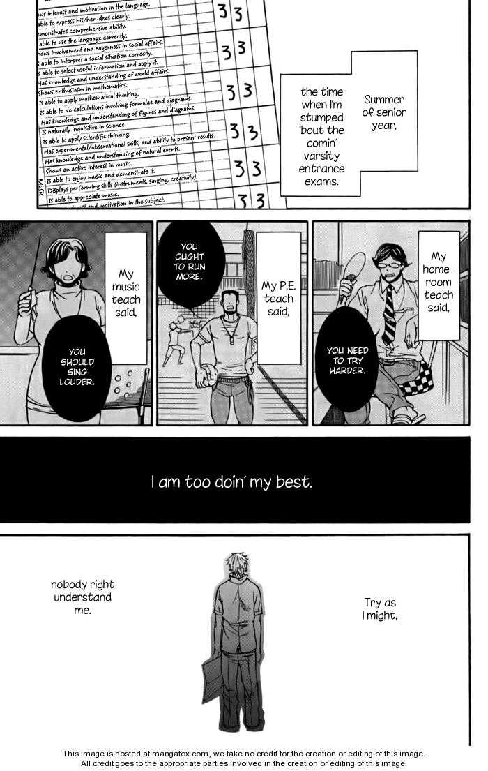 Barakamon 6 Page 3