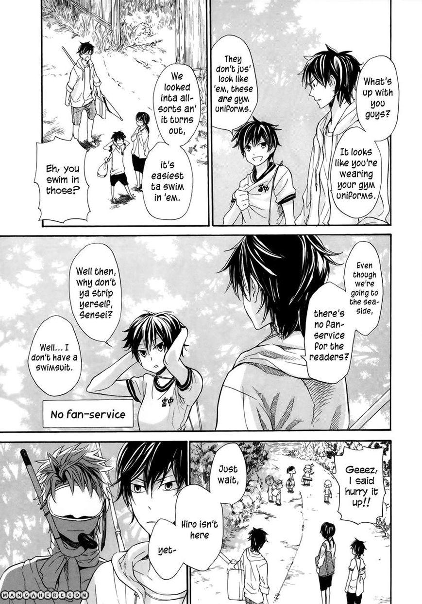 Barakamon 18 Page 3