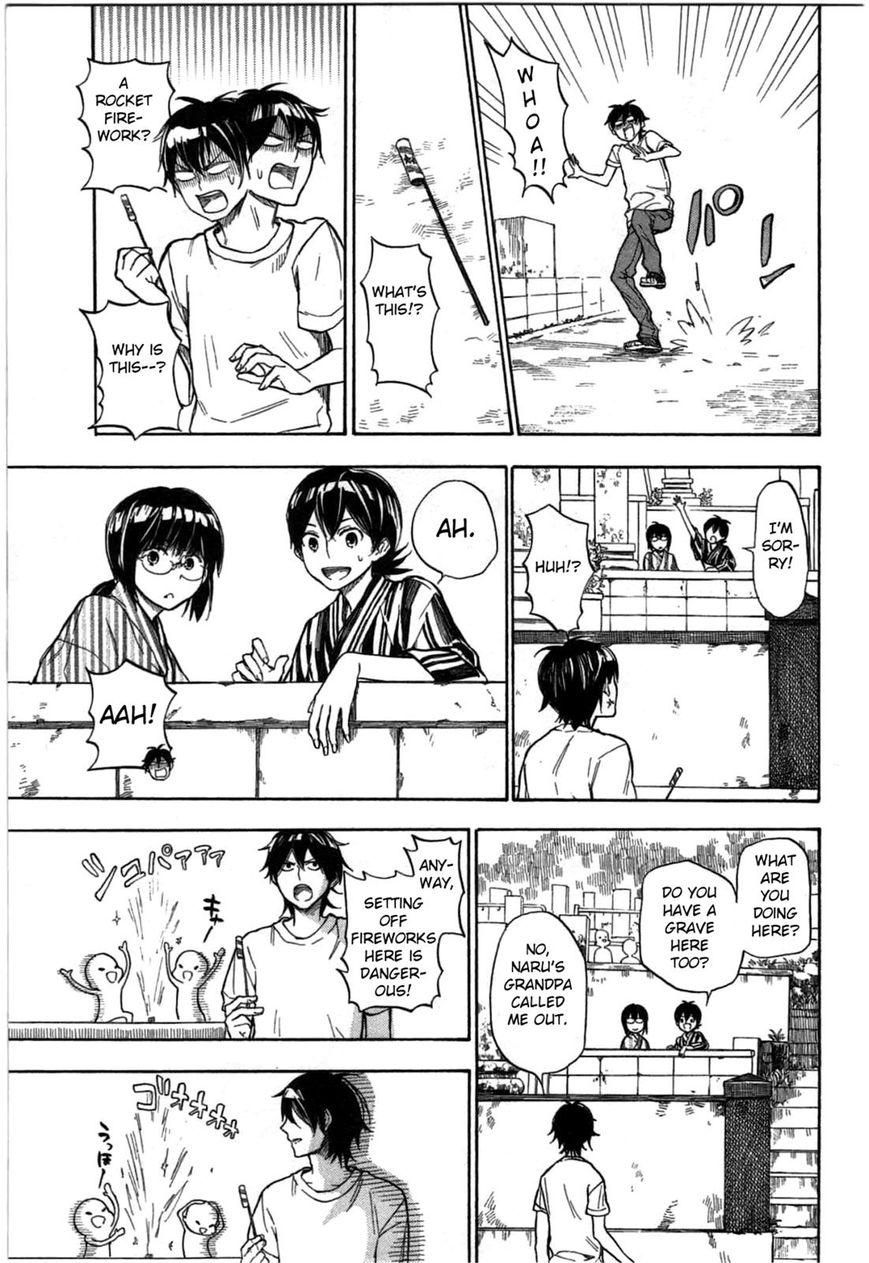 Barakamon 36 Page 3