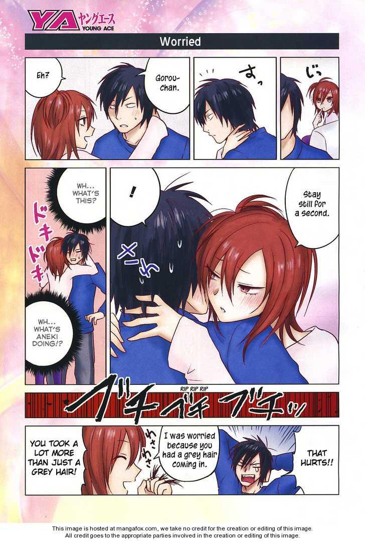 Hoozuki-san Chi no Aneki 8 Page 3