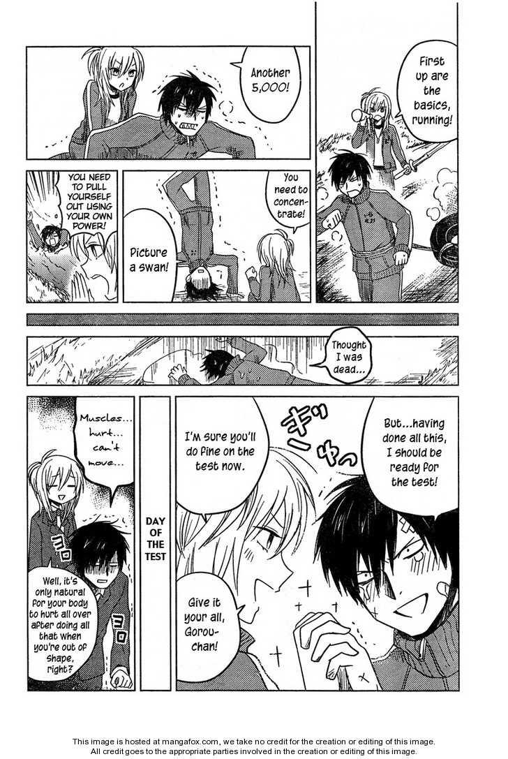 Hoozuki-san Chi no Aneki 10 Page 2