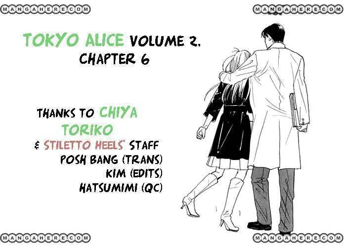 Tokyo Alice 6 Page 1