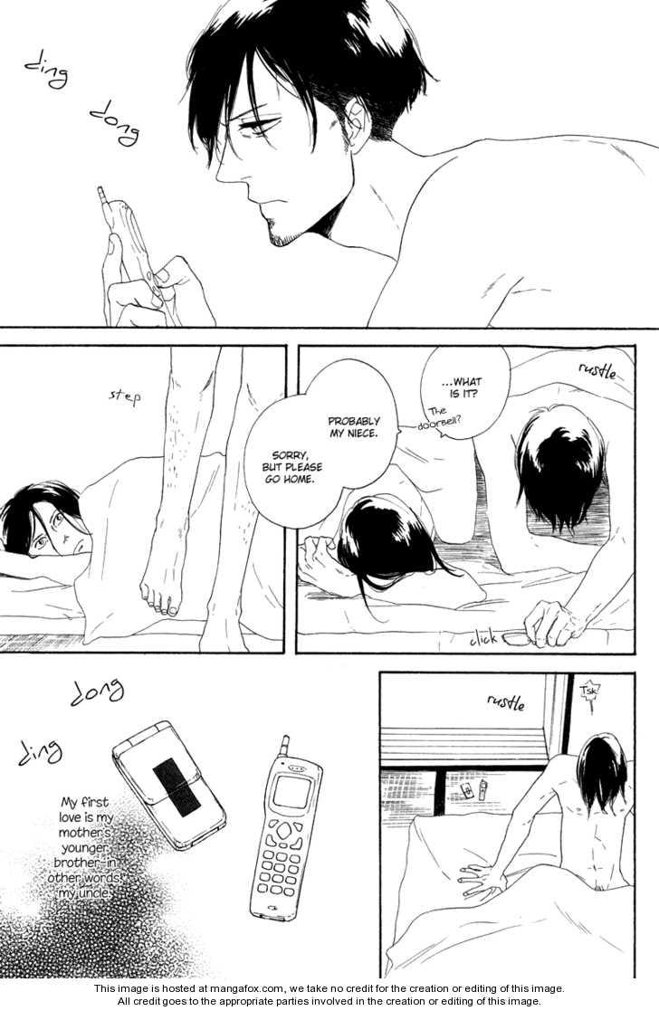 Koi no Hanashi ga Shitai 5 Page 3