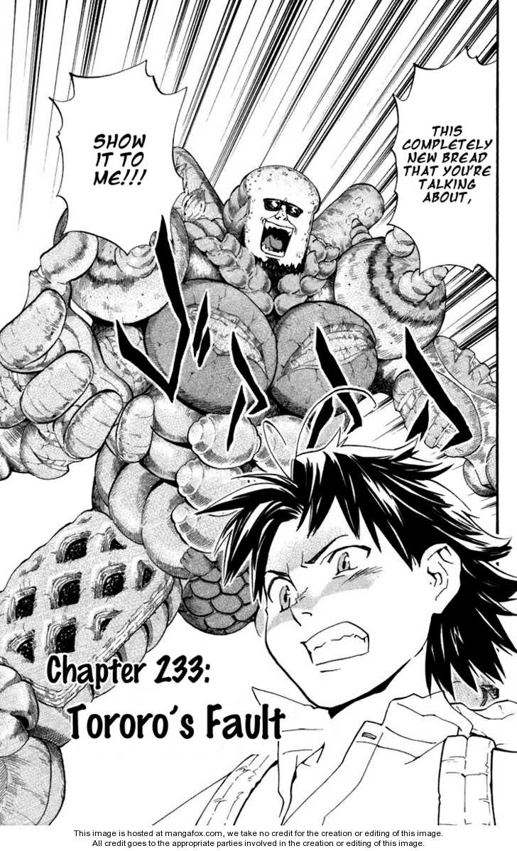 Yakitate!! Japan 233 Page 1