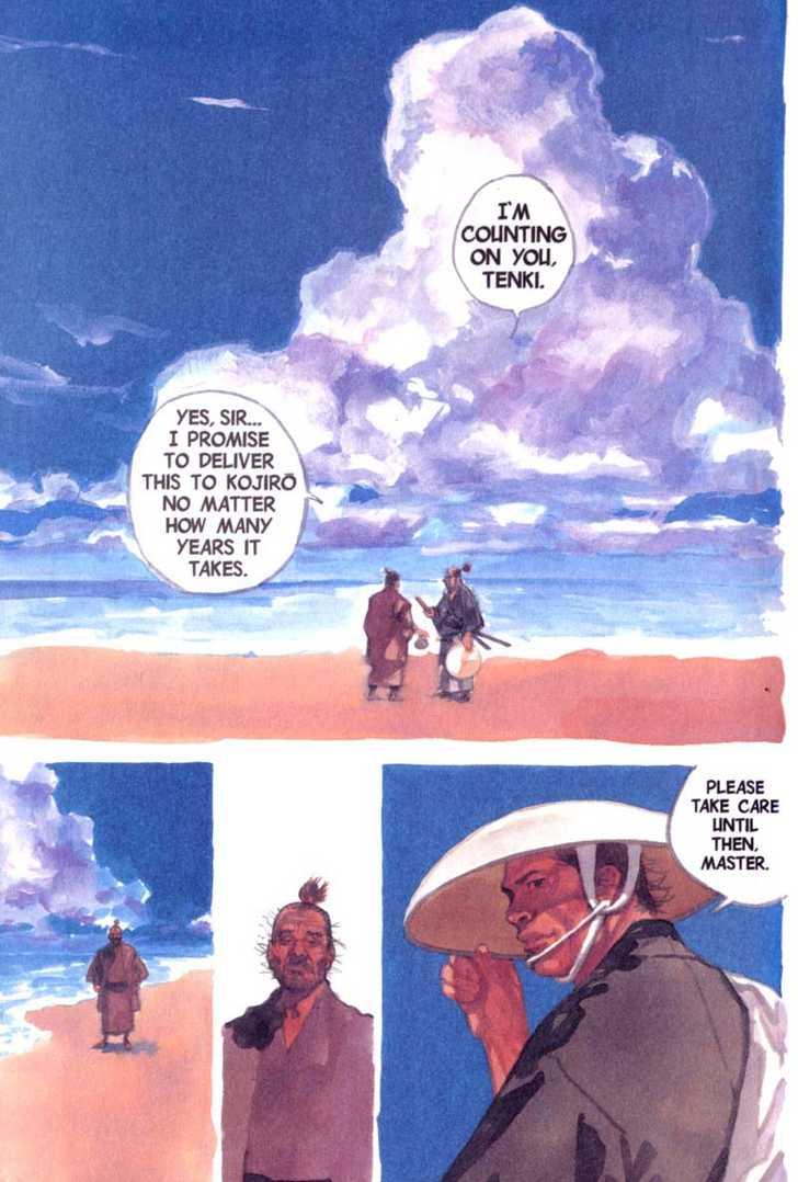 Vagabond 157 Page 1