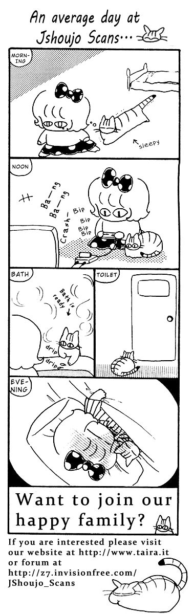 Kikenchitai Danshi - Kedamono Black & White 6 Page 1