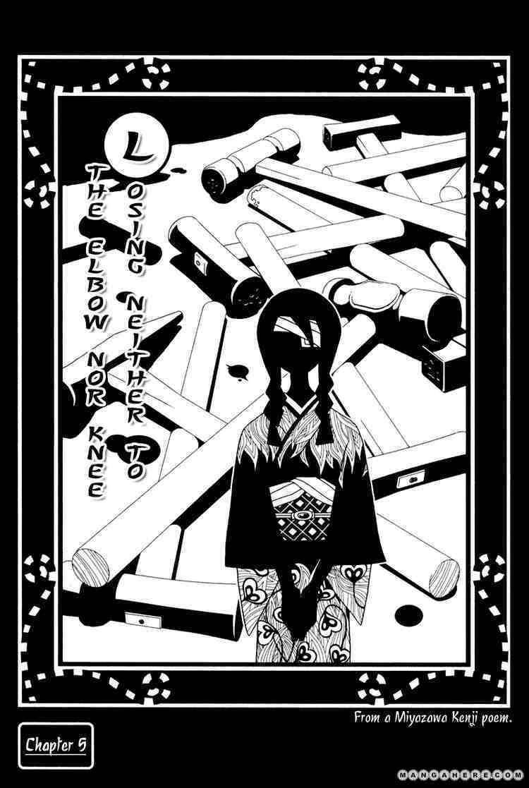 Sayonara Zetsubou Sensei 5 Page 1
