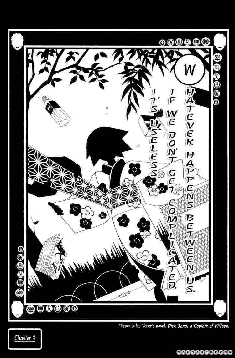 Sayonara Zetsubou Sensei 9 Page 1