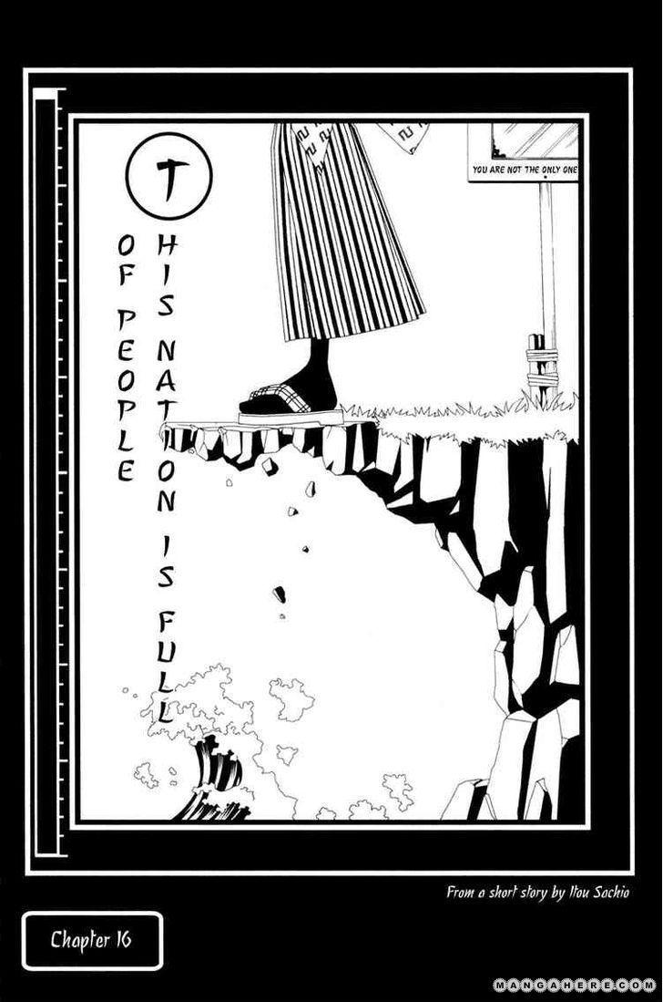 Sayonara Zetsubou Sensei 16 Page 1