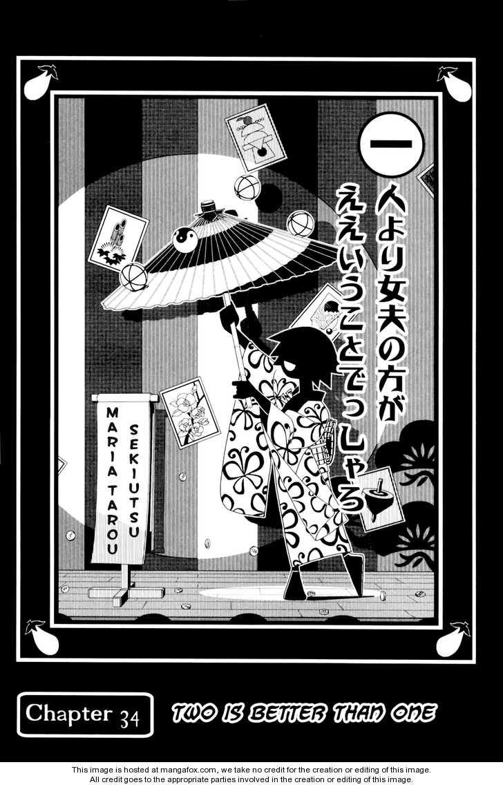 Sayonara Zetsubou Sensei 34 Page 1