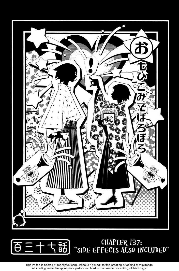 Sayonara Zetsubou Sensei 137 Page 1