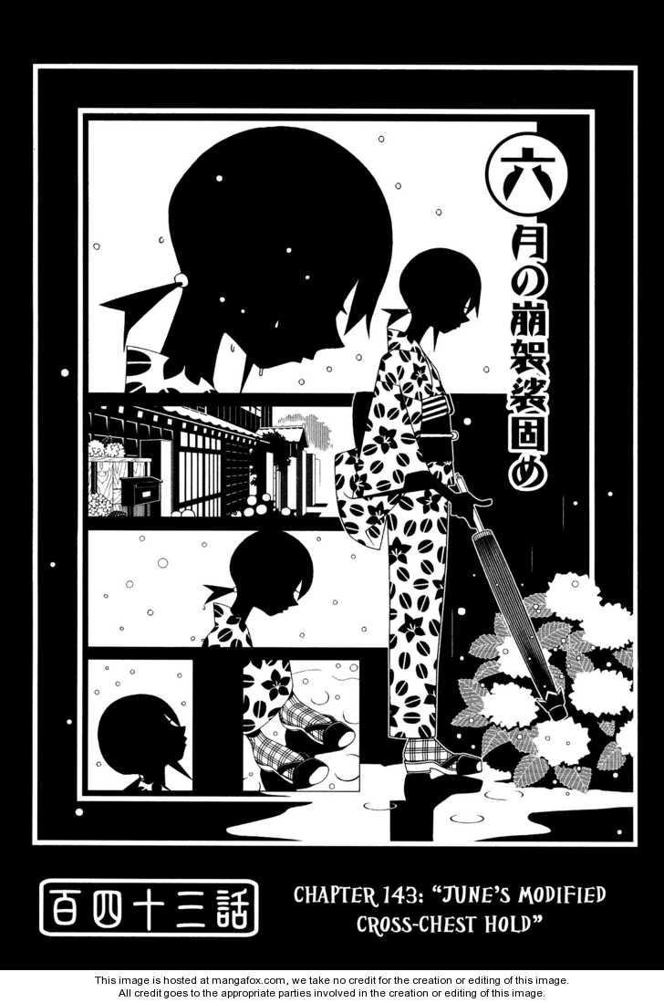 Sayonara Zetsubou Sensei 143 Page 1