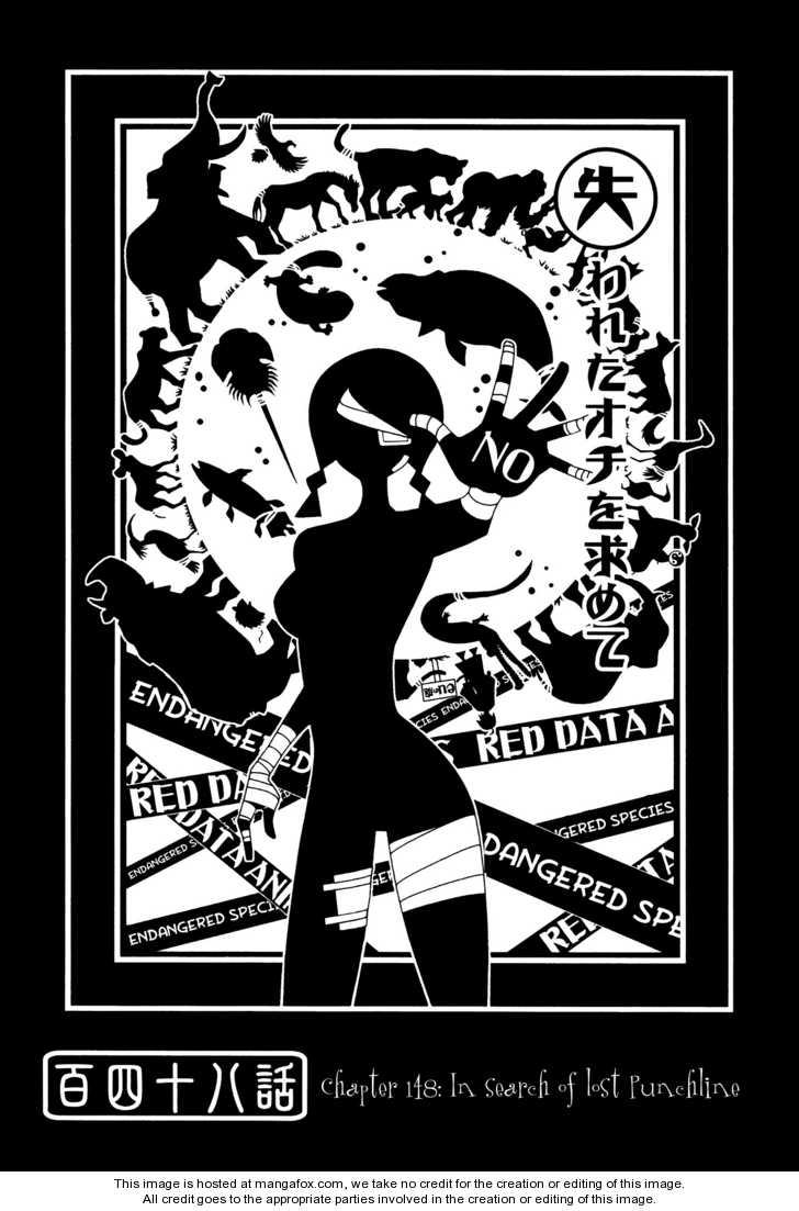 Sayonara Zetsubou Sensei 148 Page 1
