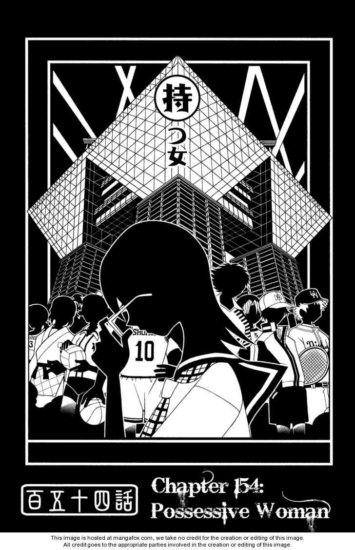 Sayonara Zetsubou Sensei 154 Page 1