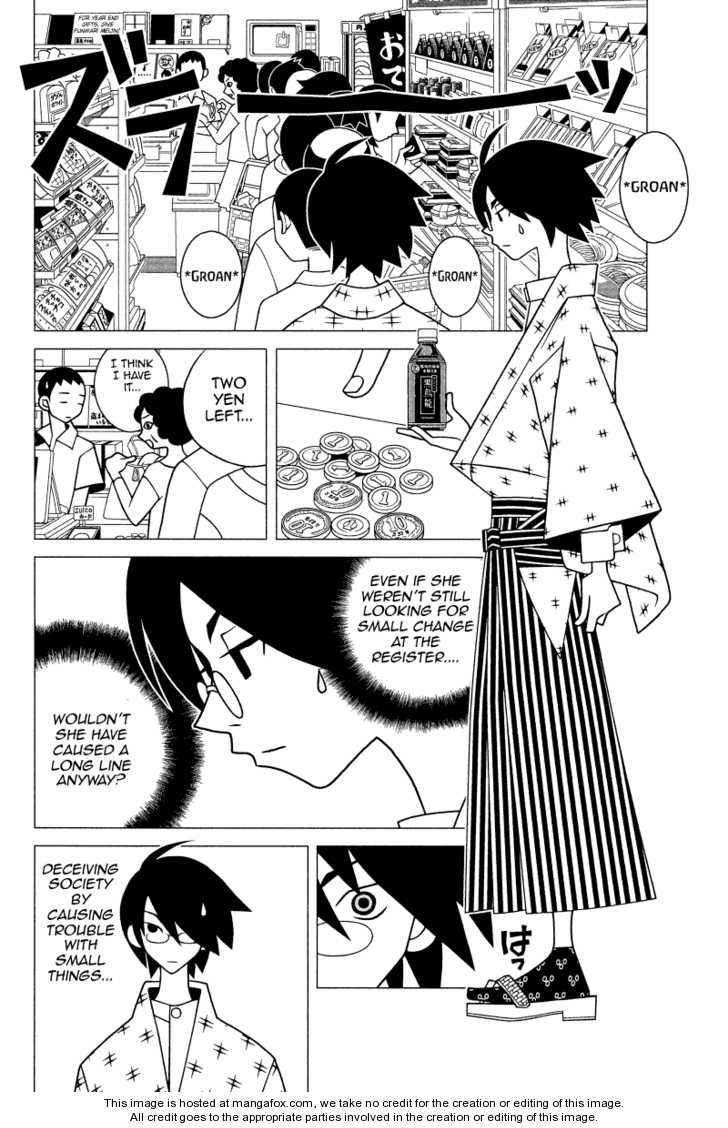 Sayonara Zetsubou Sensei 156 Page 3