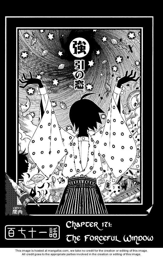 Sayonara Zetsubou Sensei 171 Page 1