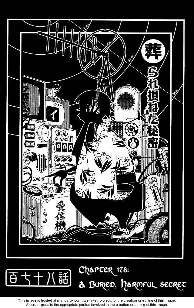 Sayonara Zetsubou Sensei 178 Page 1