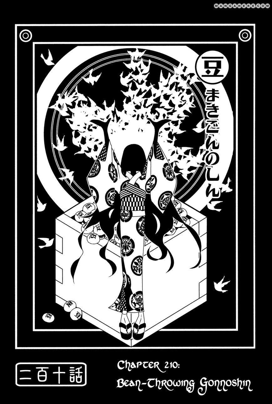 Sayonara Zetsubou Sensei 210 Page 1