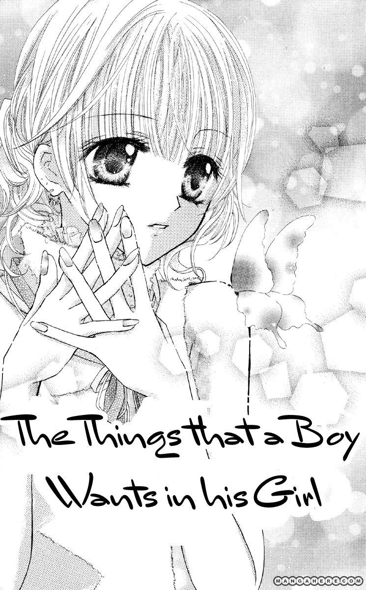 Anata e no Tsuki 4 Page 1