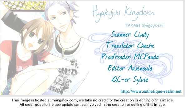 Hyakujuu Kingdom 3 Page 1