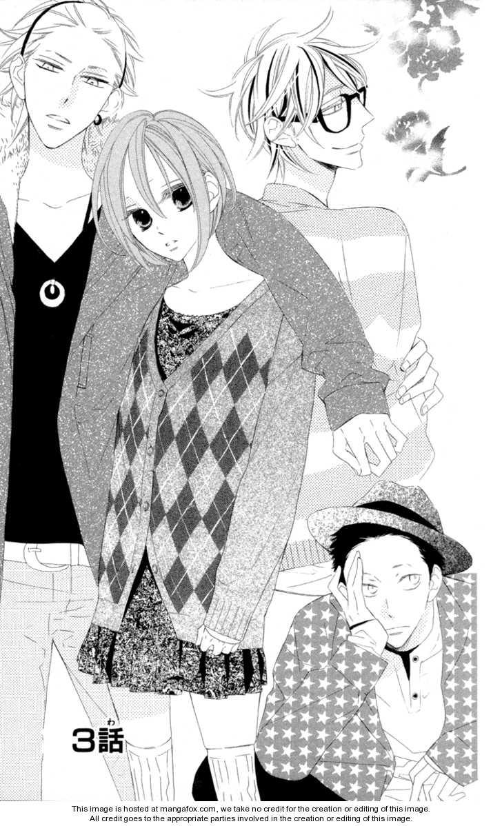 Hyakujuu Kingdom 3 Page 2