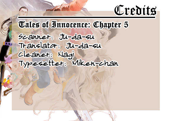 Tales of Innocence 5 Page 1
