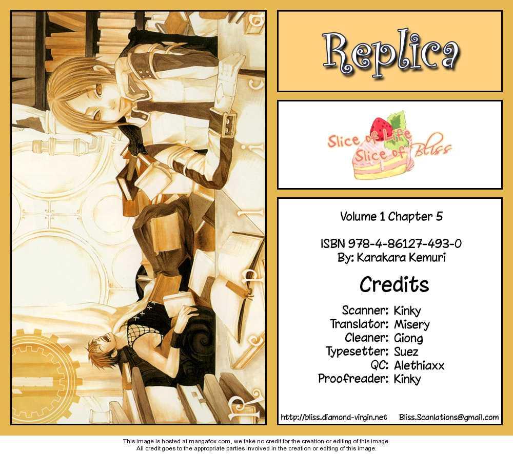 Replica 5 Page 1