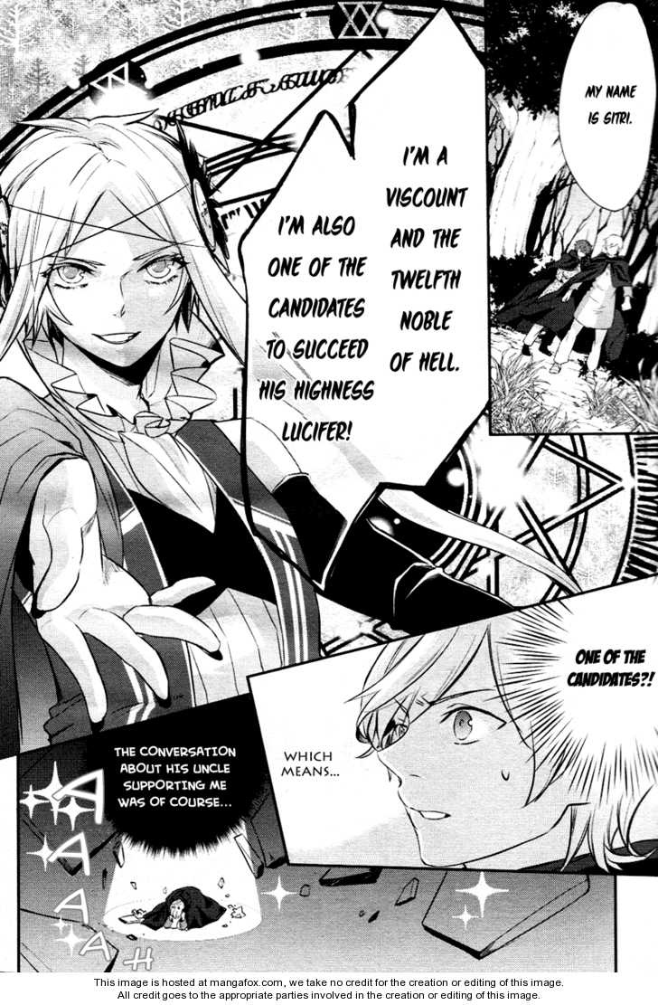 Makai Ouji: Devils and Realist 5 Page 3