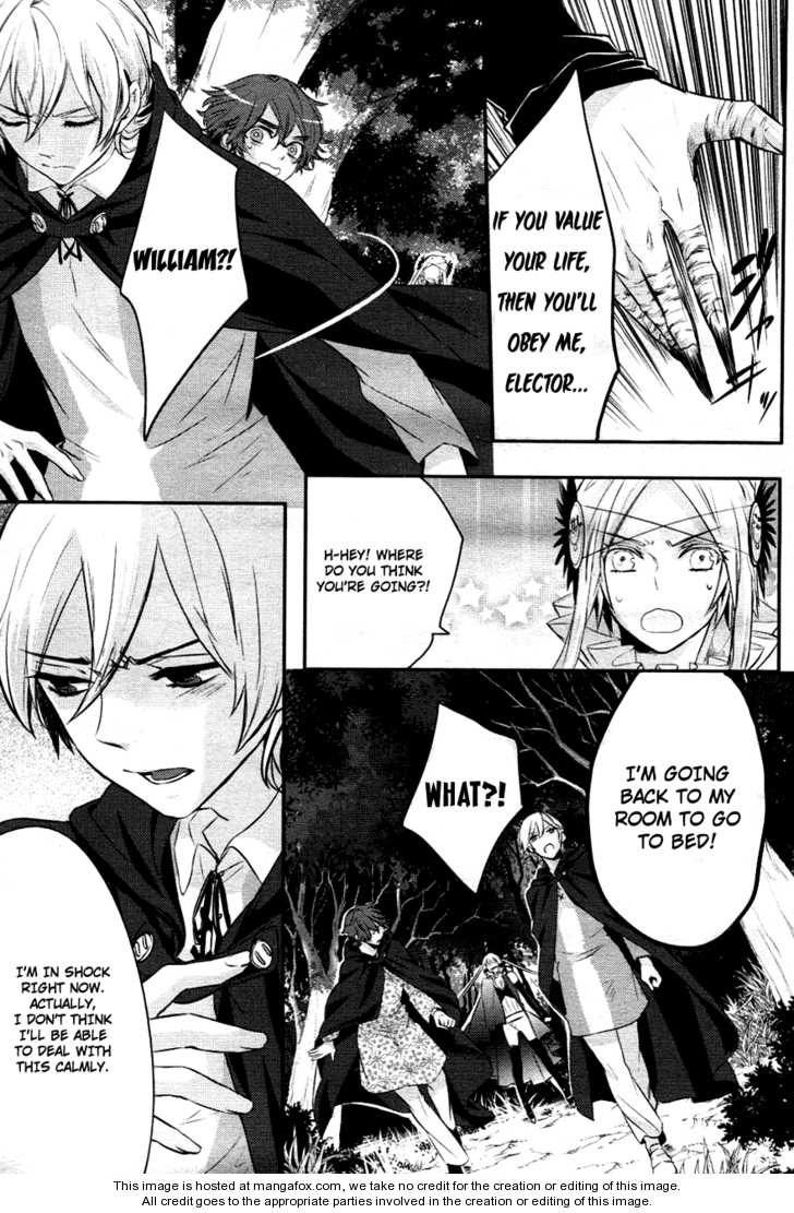 Makai Ouji: Devils and Realist 5 Page 4