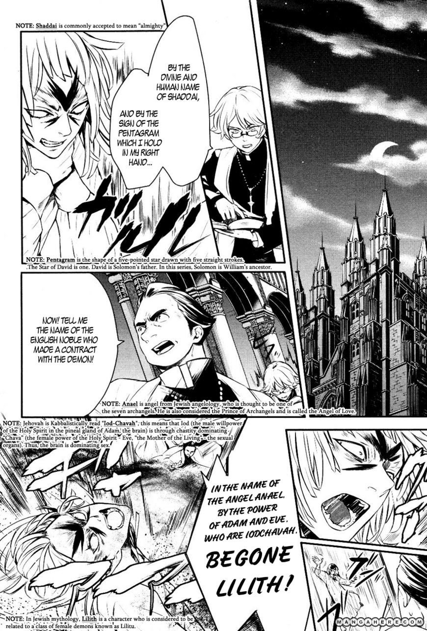 Makai Ouji: Devils and Realist 13 Page 3