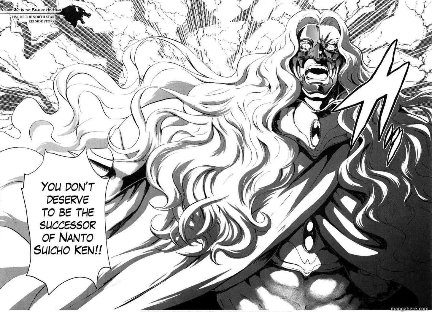 Soukoku no Garou - Hokuto no Ken Rei Gaiden 30 Page 2