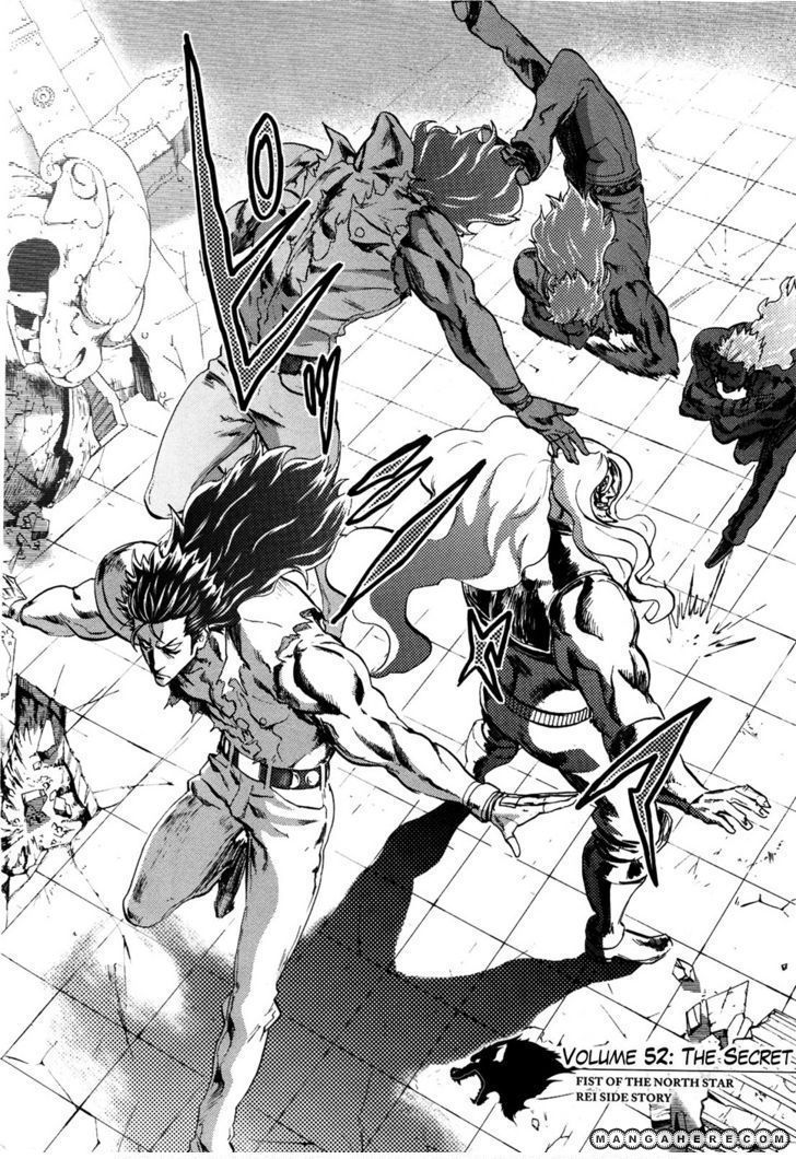 Soukoku no Garou - Hokuto no Ken Rei Gaiden 52 Page 2