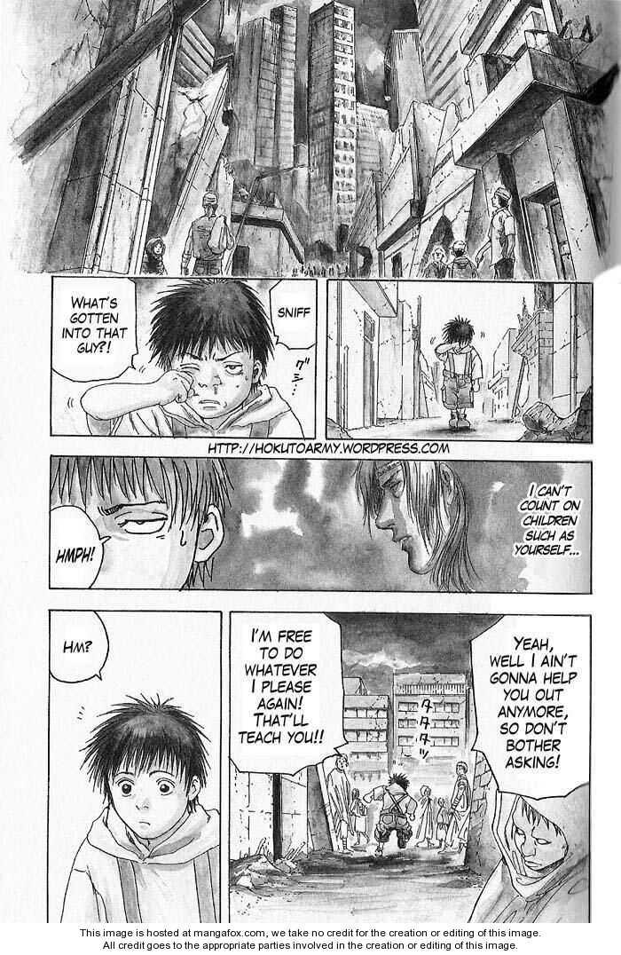 Shirogane no Seija - Hokuto no Ken Toki Gaiden 4 Page 1