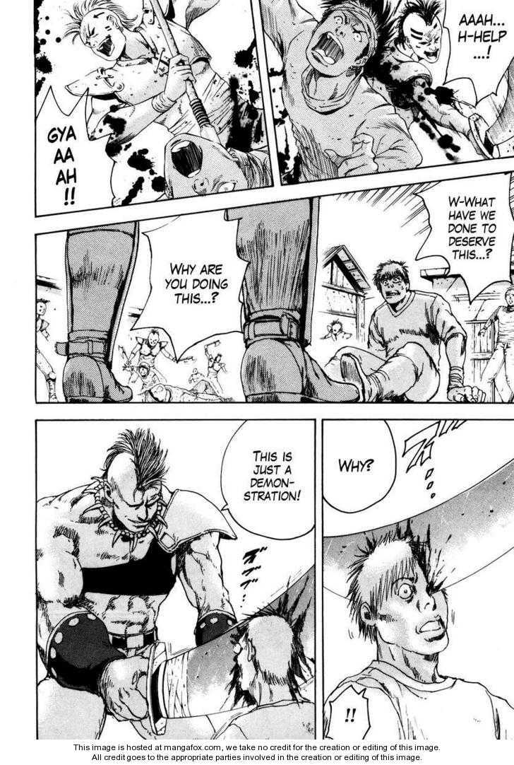 Shirogane no Seija - Hokuto no Ken Toki Gaiden 6 Page 3