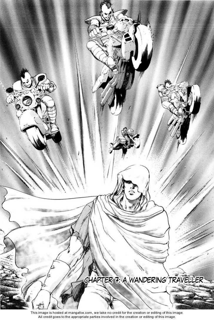 Shirogane no Seija - Hokuto no Ken Toki Gaiden 7 Page 2
