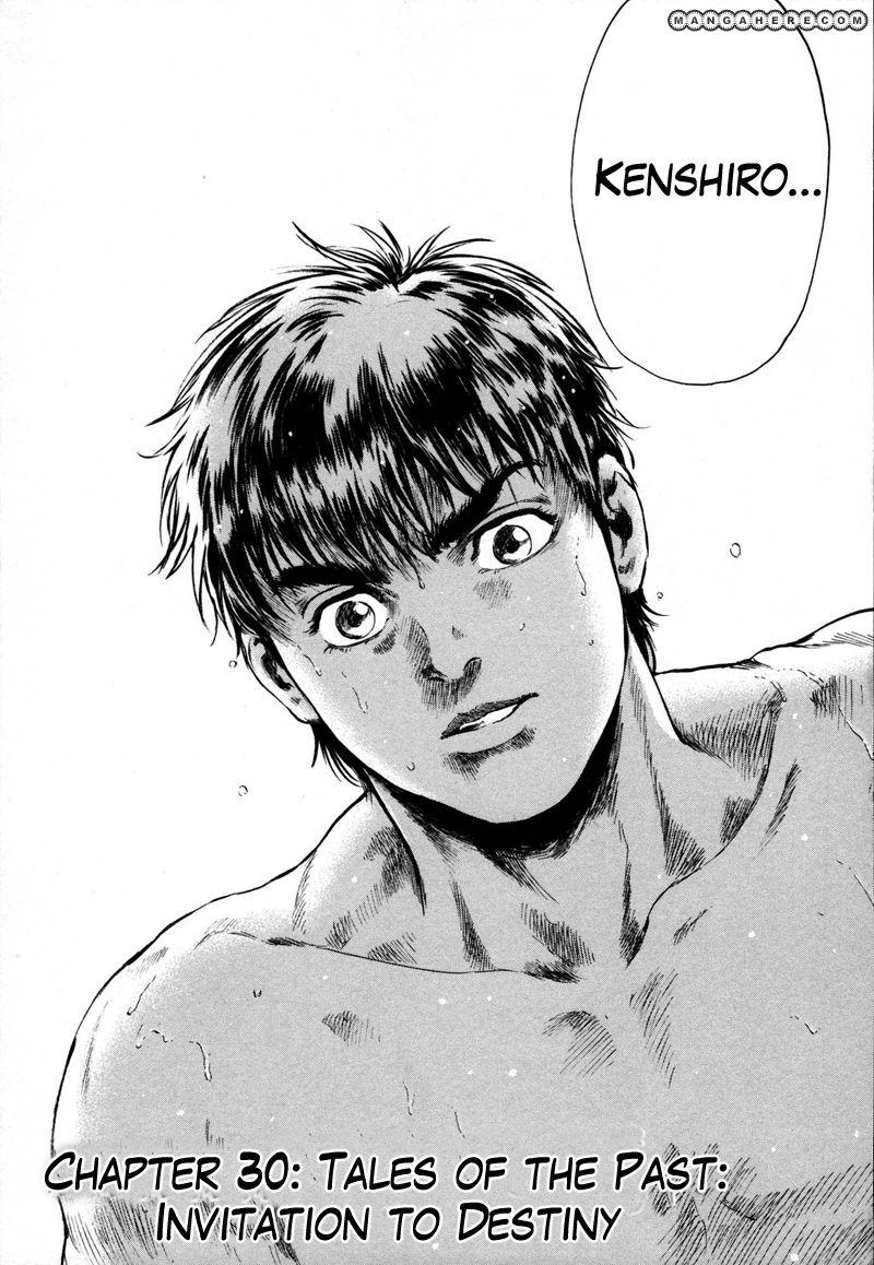 Shirogane no Seija - Hokuto no Ken Toki Gaiden 30 Page 3