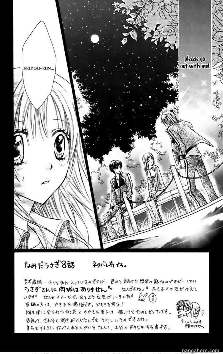 Namida Usagi - Seifuku no Kataomoi 8 Page 3