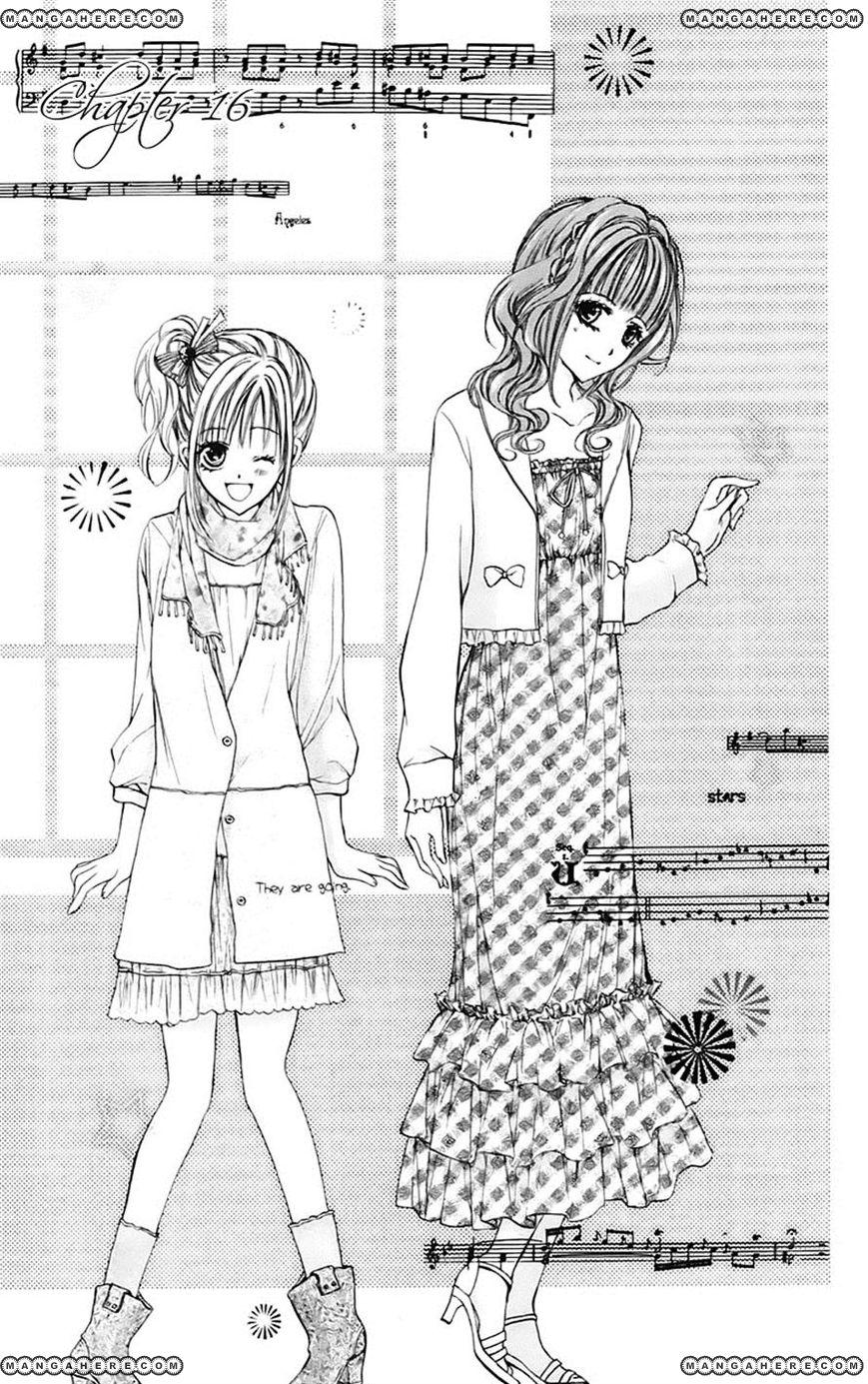 Namida Usagi - Seifuku no Kataomoi 16 Page 1