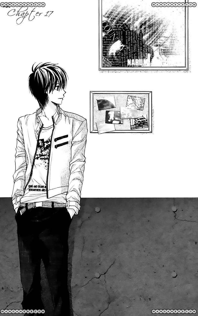 Namida Usagi - Seifuku no Kataomoi 17 Page 1