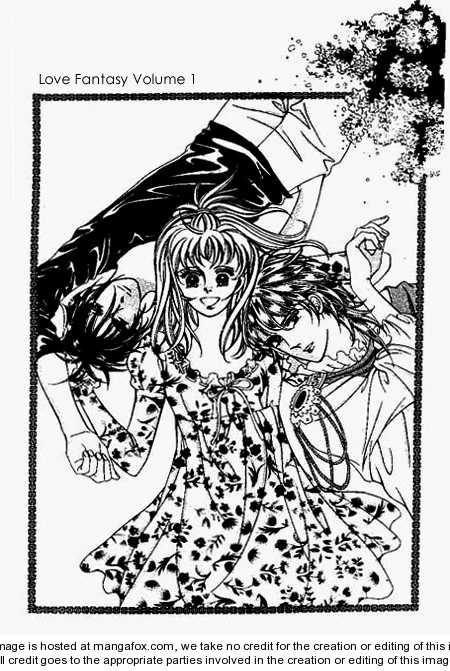 Love Fantasy 1 Page 3