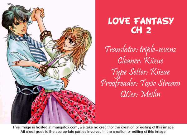 Love Fantasy 2 Page 1