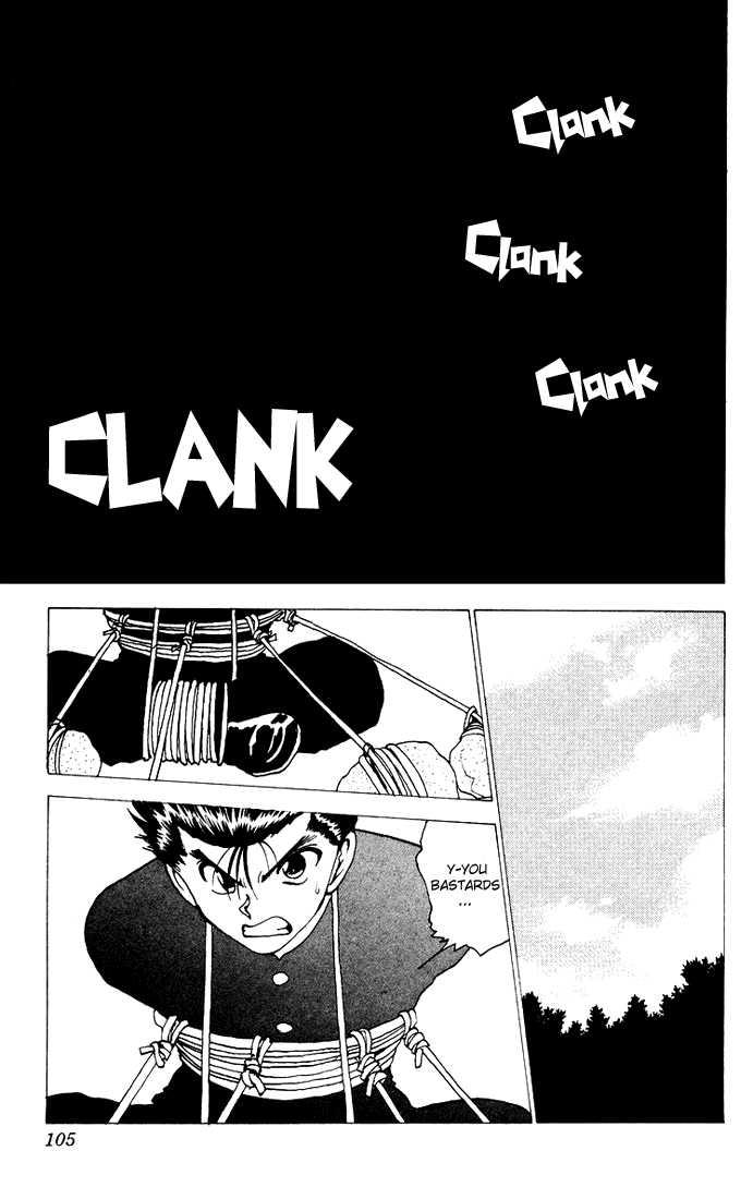 Yu Yu Hakusho 6 Page 3
