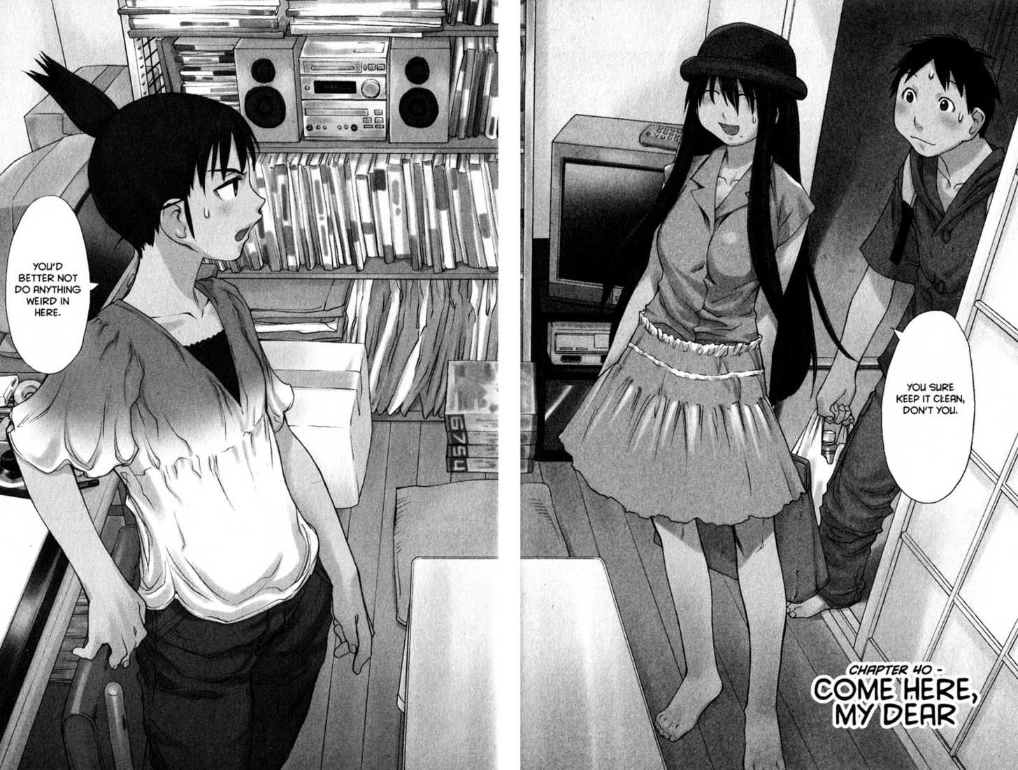 Genshiken - The Society for the Study of Modern Visual Culture 40 Page 2